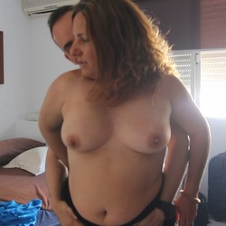 Escapada liberal para grabar porno. Angela y Alberto